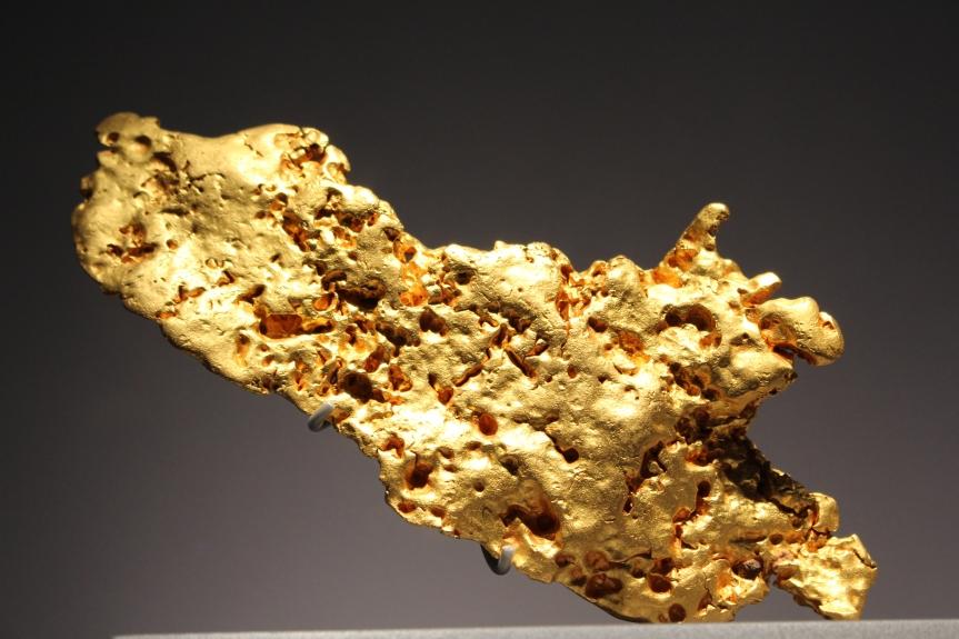 La galerie de Minéralogie et deGéologie