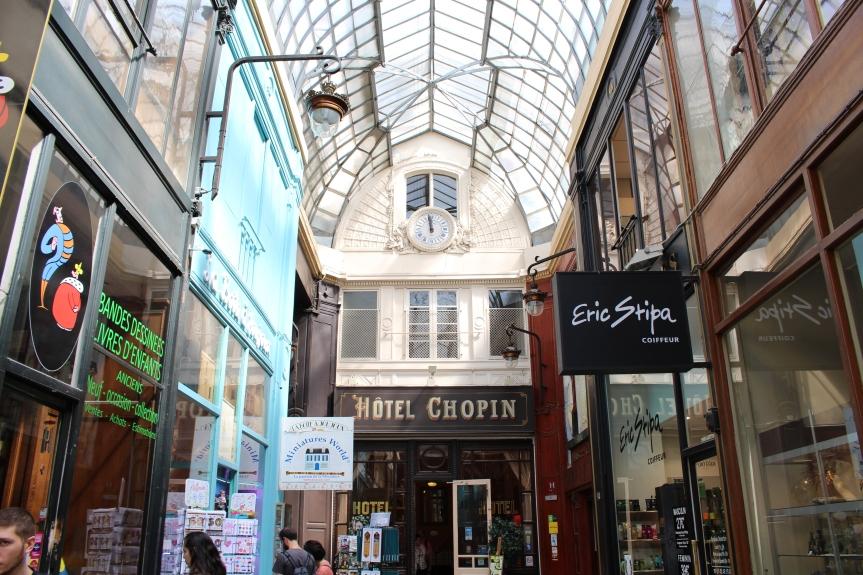 Chasse au trésor dans Paris, mon expérience