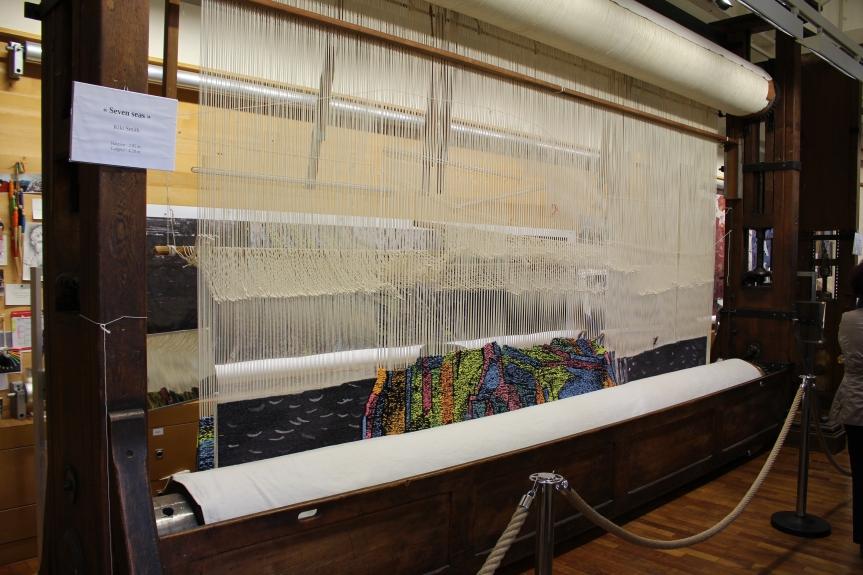 Journées Européennes du Patrimoine: Manufacture des Gobelins (La Savonnerie) et l'Enclos desGobelins