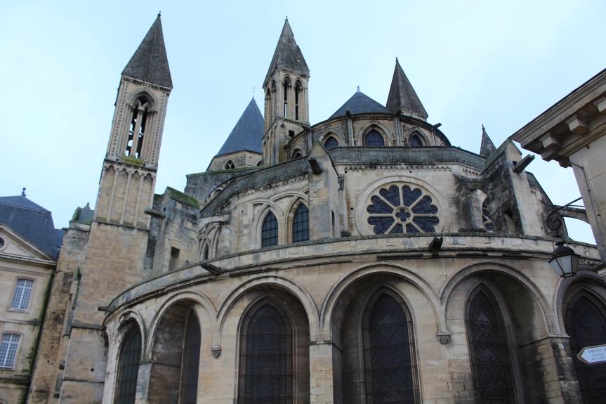 L'Abbaye aux Hommes#Caen