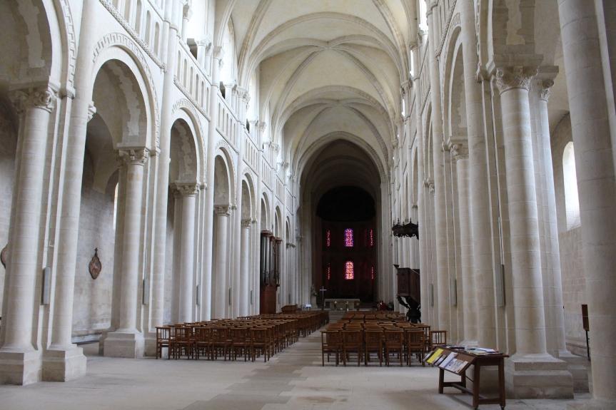 L'Abbaye aux Dames#Caen