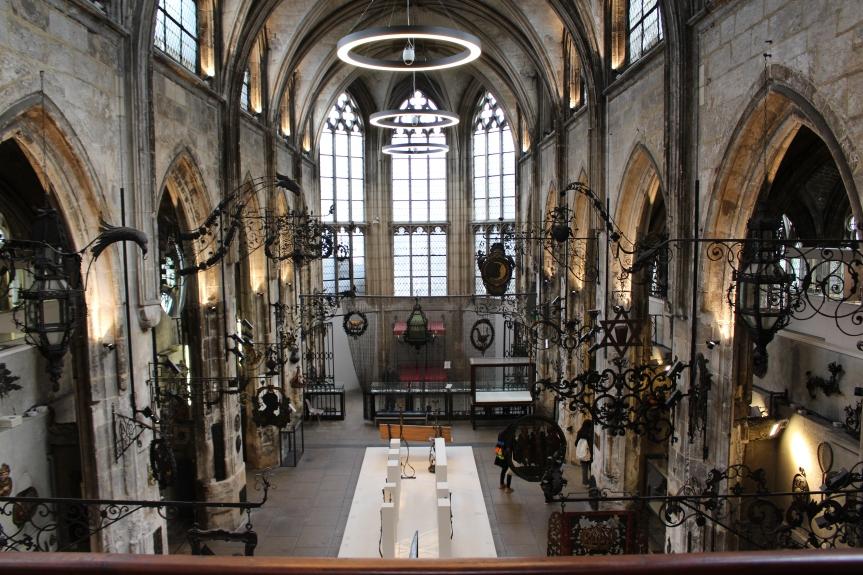 Musée de la ferronnerie et musée de la céramique –Rouen