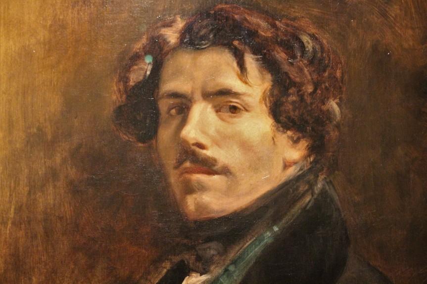 Delacroix – Louvre (Expositiontemporaire)