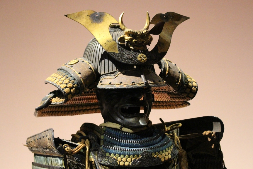 Daimyo : Seigneur de la guerre au Japon – Musée Guimet (Expositiontemporaire)