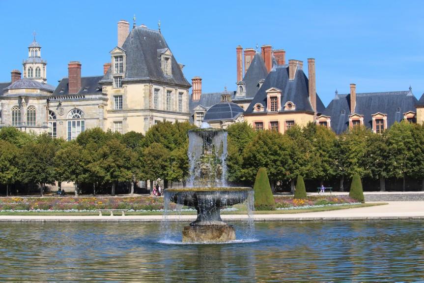 Fontainebleau – Cours etJardins