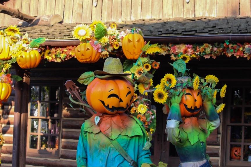 Disneyland : HalloweenTime