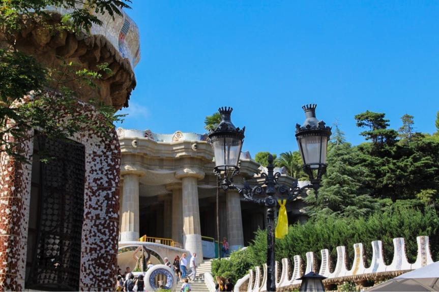 Barcelone : ParcGüell