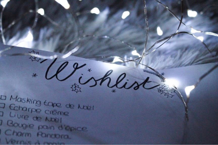 Christmas Time : La liste deNoël