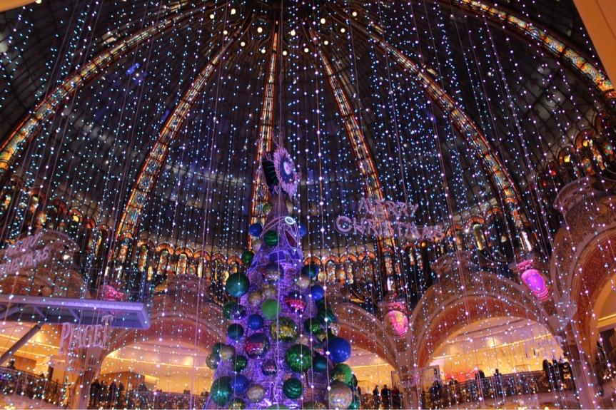 Christmas Time inParis