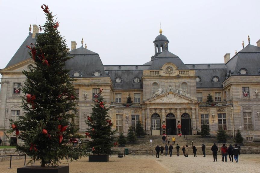 Noël au Château deVaux-le-Vicomte