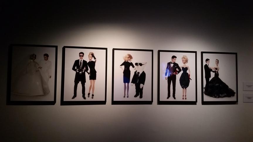 Souvenir : L'exposition Barbie