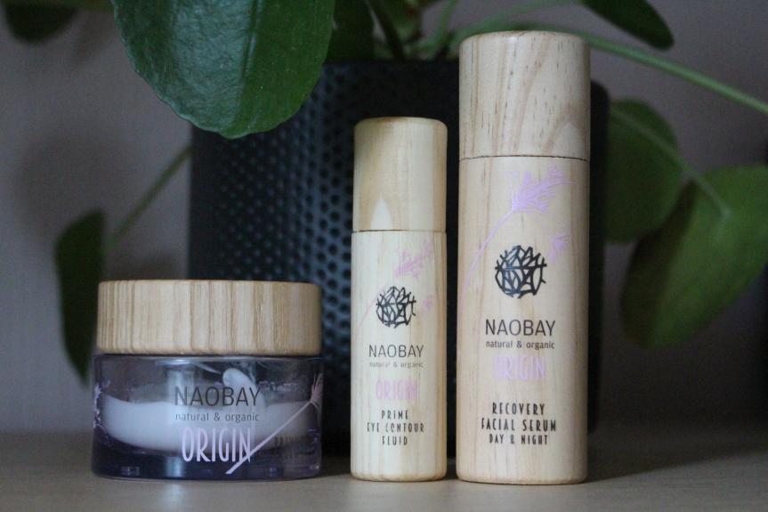 Revue : Produits soin du visage et cheveux Naobay