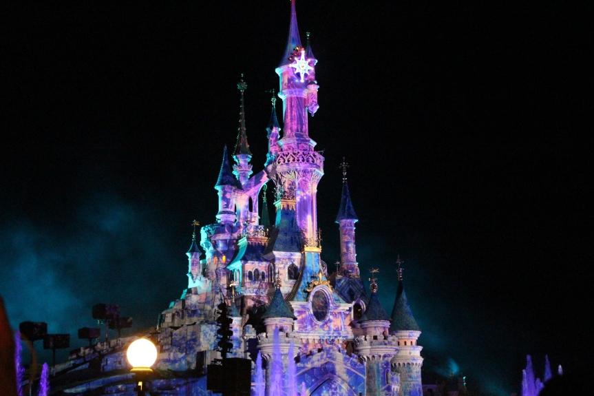 Une soirée à Disneyland Paris