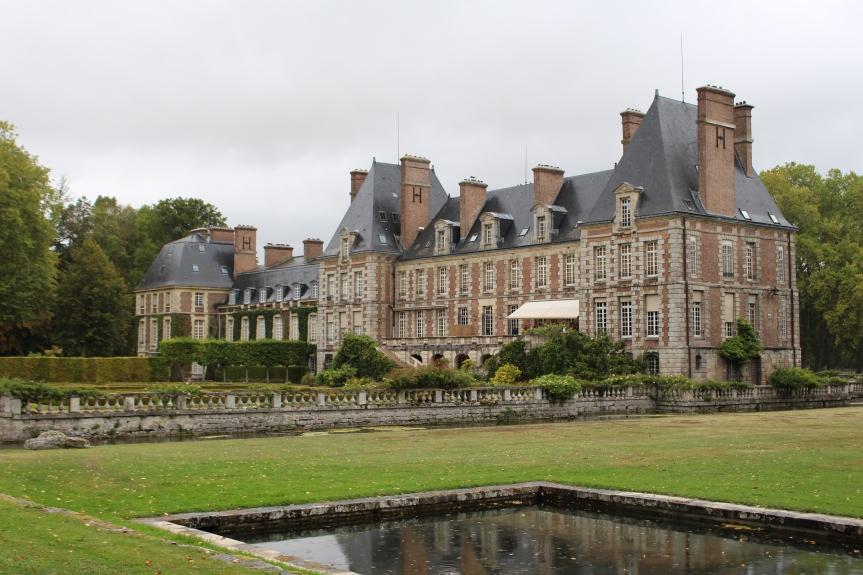 Journées Européennes du Patrimoine : Le Château de Courances