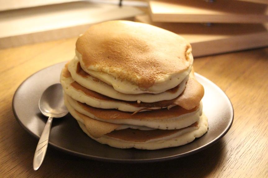 Recette – Pancakes