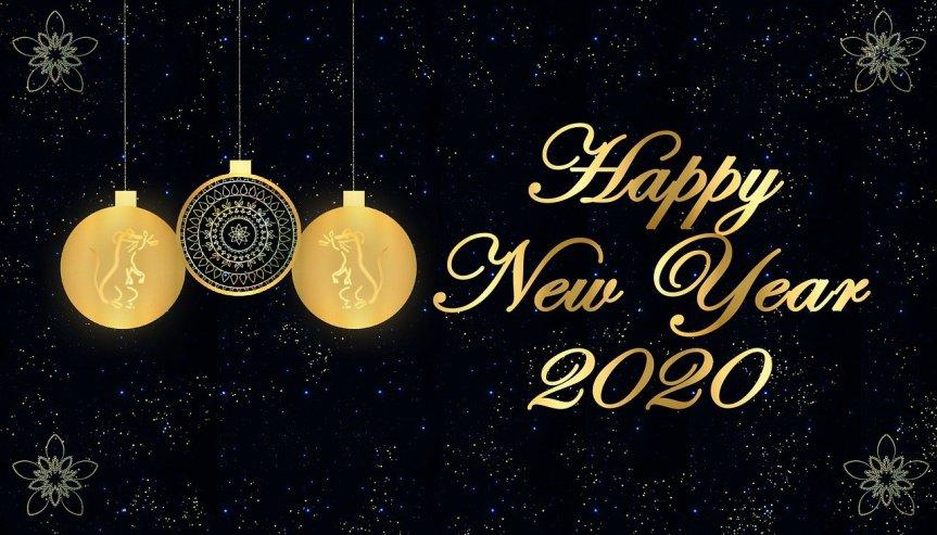 … Hello 2020 !