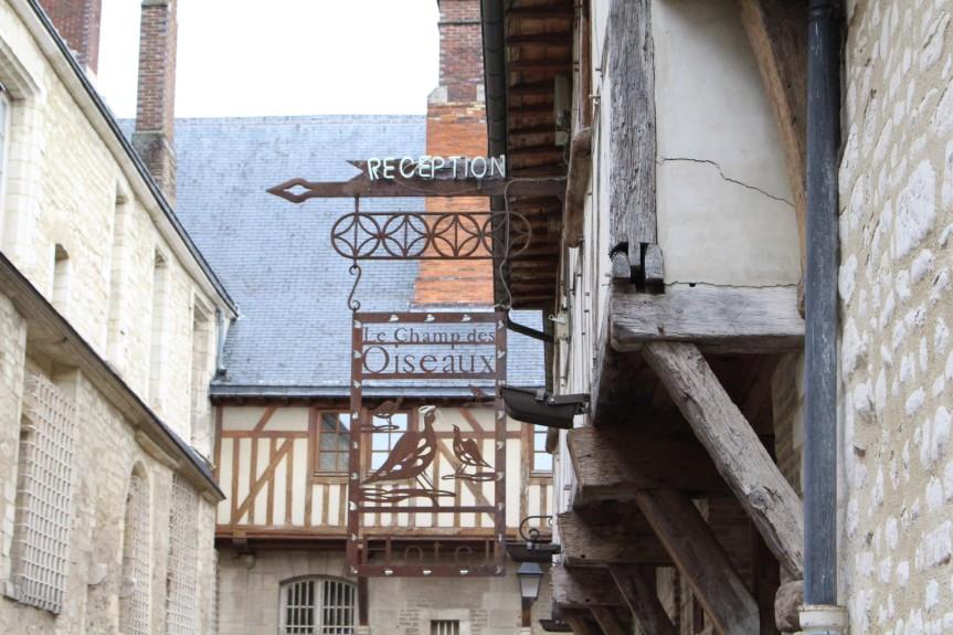Troyes : Le champ des Oiseaux