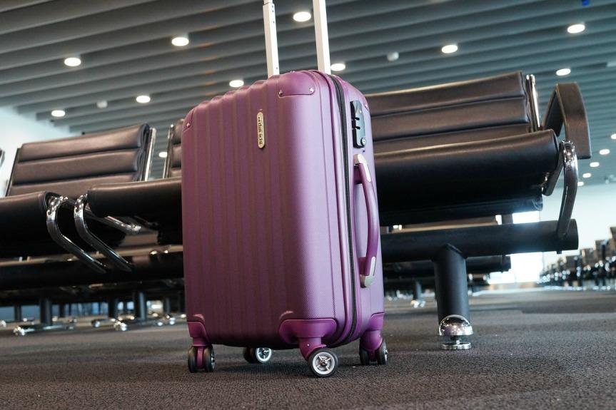 15 jours de vacances avec une valise cabine (et unsac)
