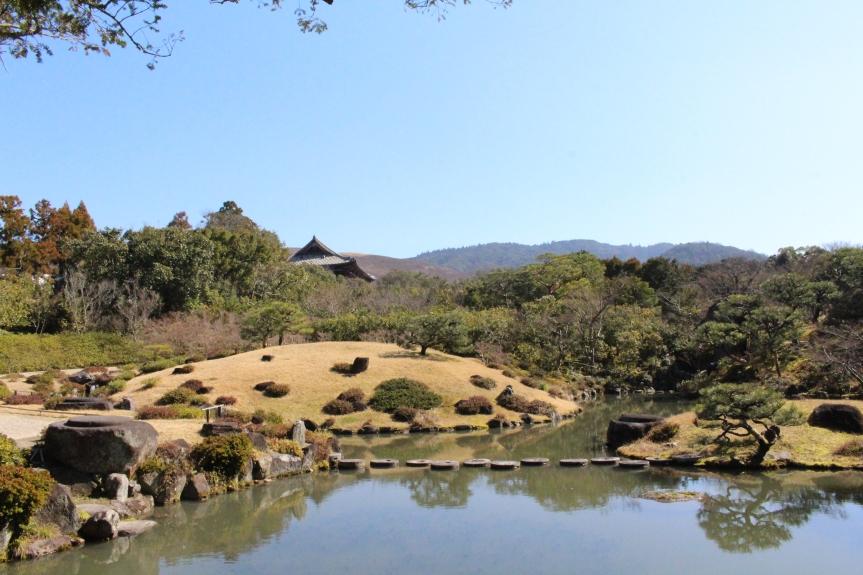 Nara : Le Jardin Isui-en