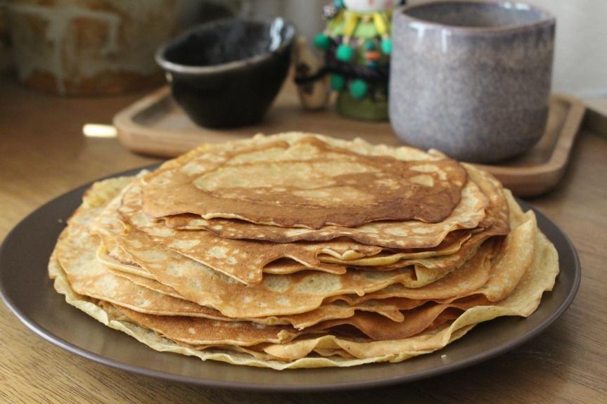 Recette – Crêpes à la farine d'avoine