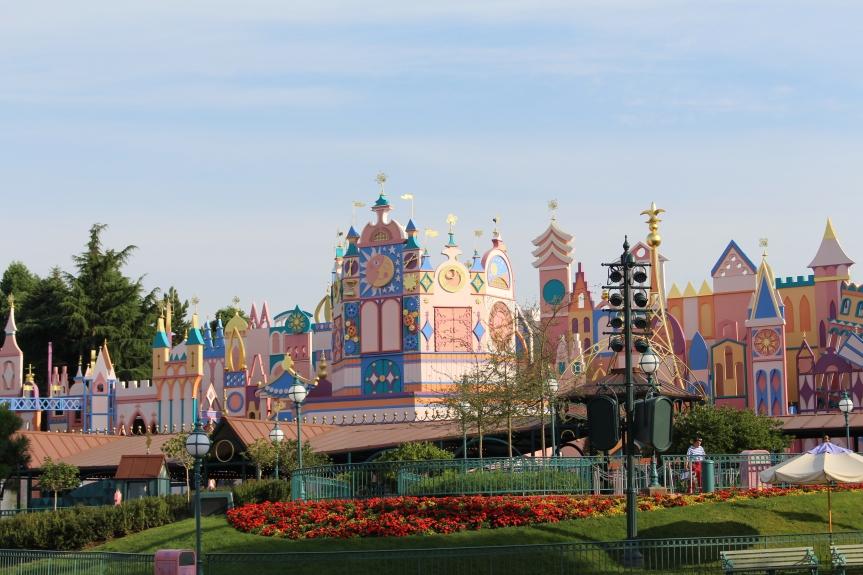 Mon retour à Disneyland Paris