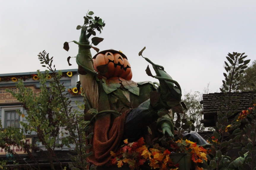 Disneyland Paris – Halloween 2020