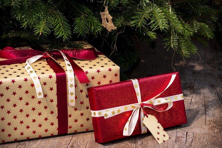 Mes cadeaux de Noël!