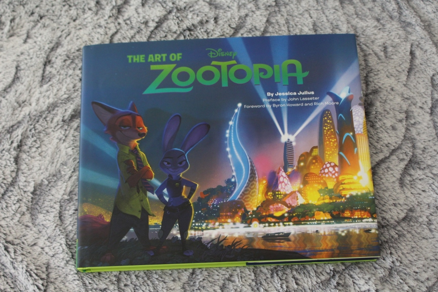The Art OfZootopia