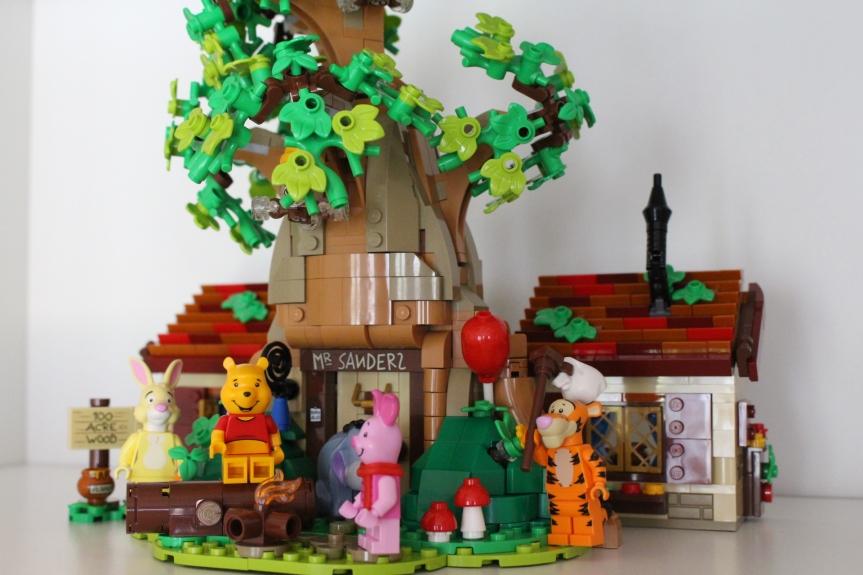 Lego : Winniel'Ourson