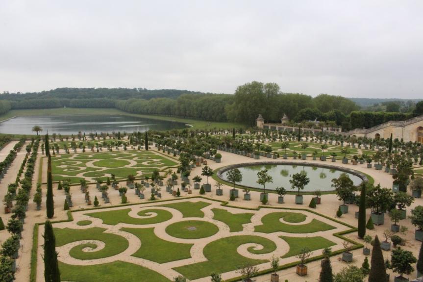 Les Jardins et le Parc deVersailles