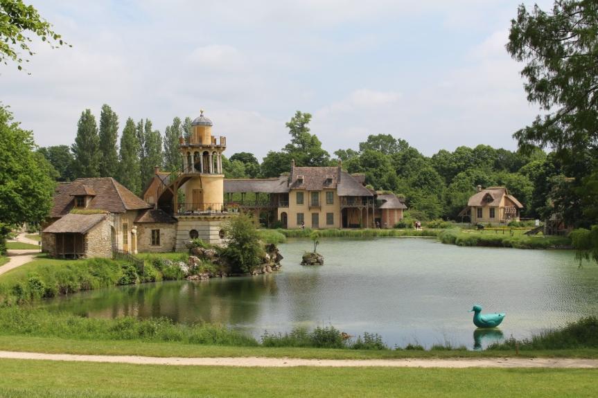 Le Domaine de Trianon : Le Hameau de laReine