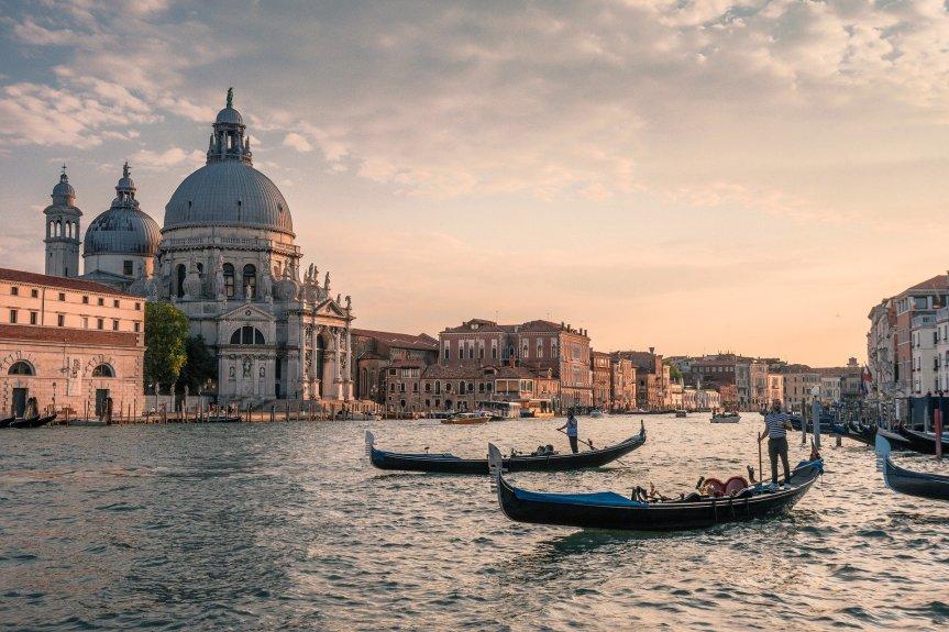 Direction l'Italie !
