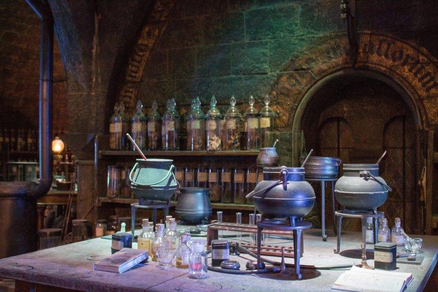 Potter Month : Sélection de musiques d'ambiance