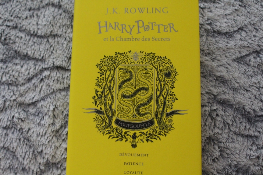 Potter Month : Présentation de l'édition des 20 ans (2/4)